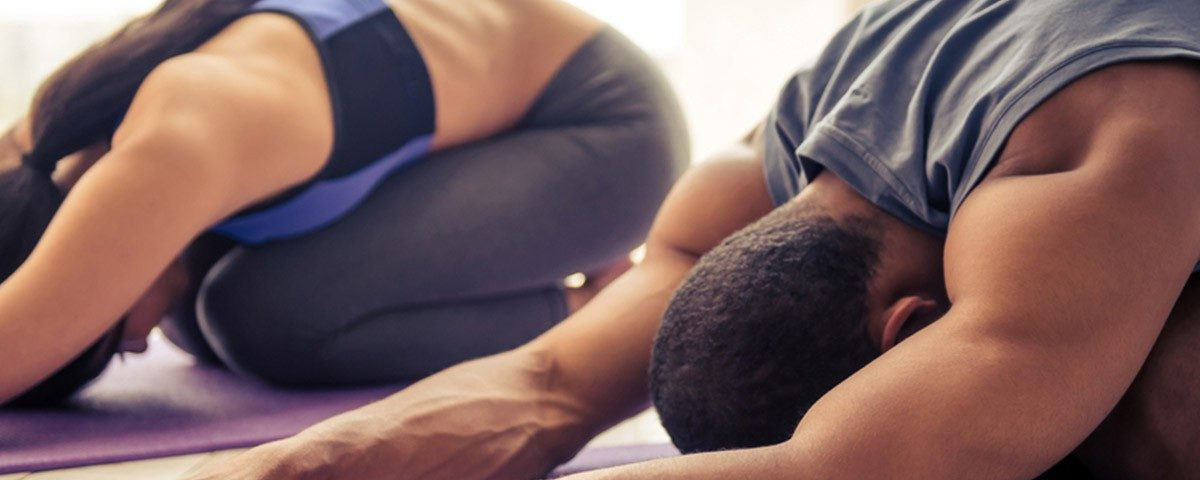 yoga helps with depression