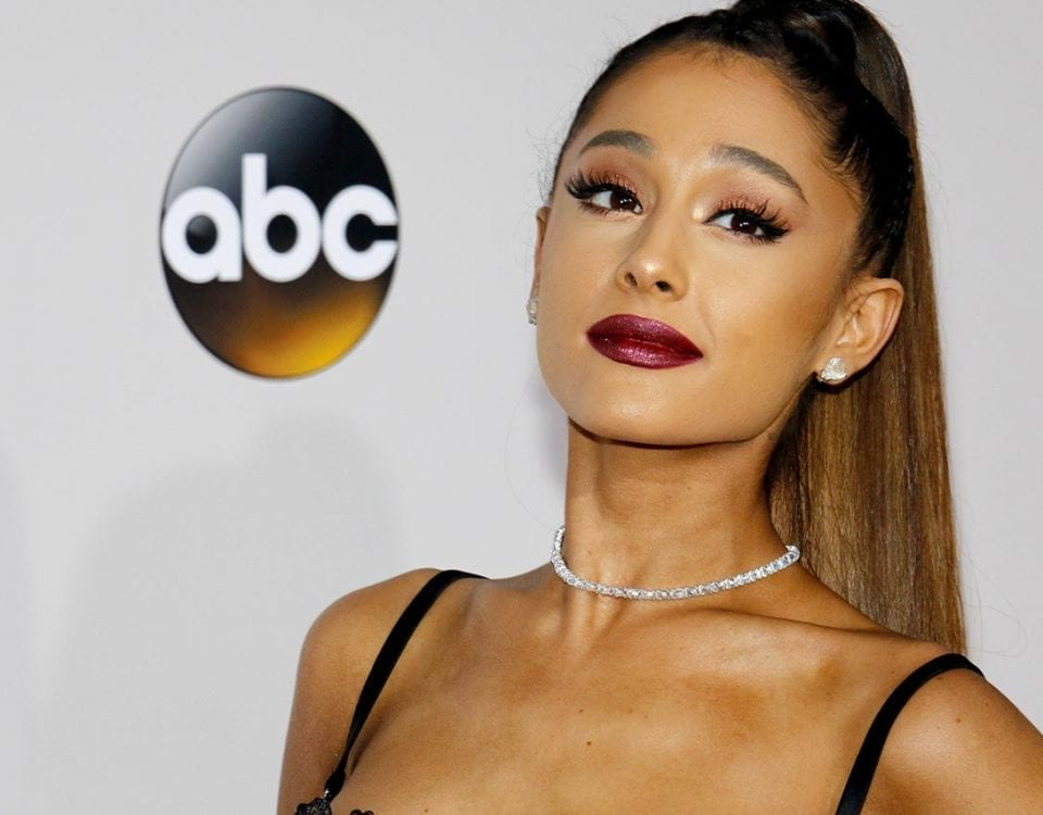 ariana grande mental health
