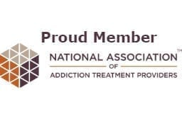 Proud Member of National Association of Addiction Treatment Providers