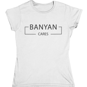 Ladies' Banyan Cares Block T-Shirt