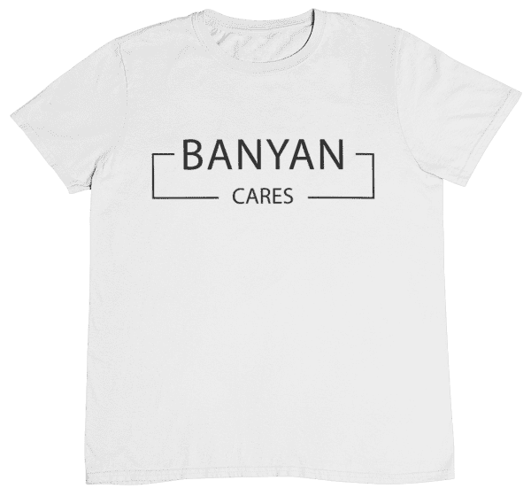 Men's Banyan Cares Block T-Shirt