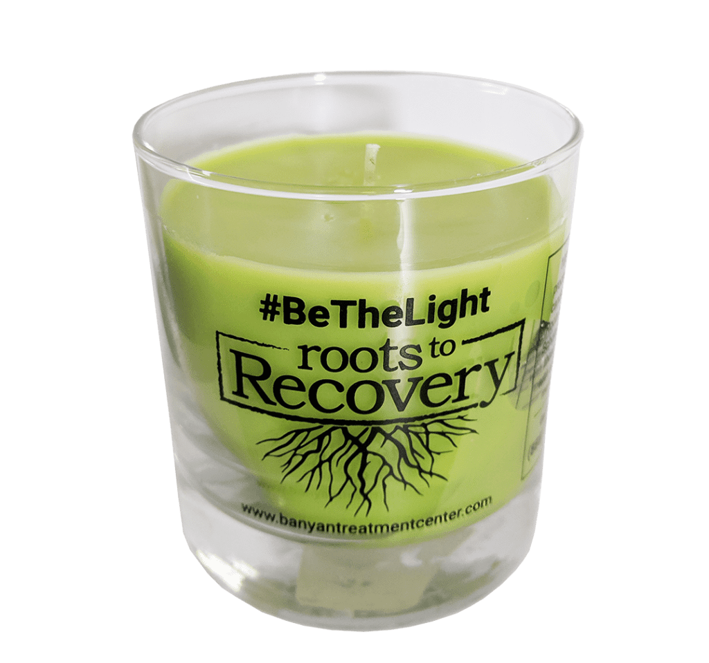Candle #BeTheLight