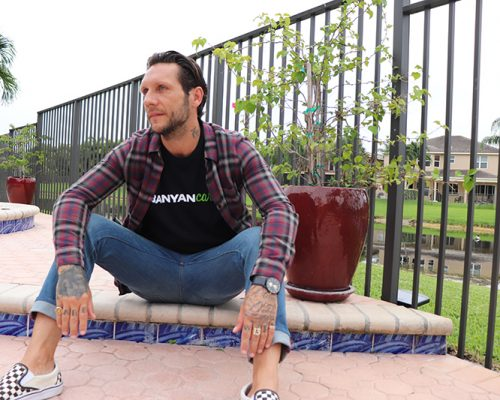Brandon Novak Banyan Treatment Center Recovery Scholarship