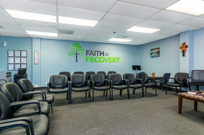 Banyan Treatment Center Pompano Faith In Recovery Meeting