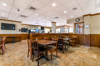 Behavioral Health of the Palm Beaches Dining Area