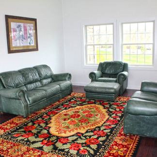 Clearbrook Treatment Center Living Room