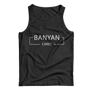 Banyan Cares Block Tank Men's Black