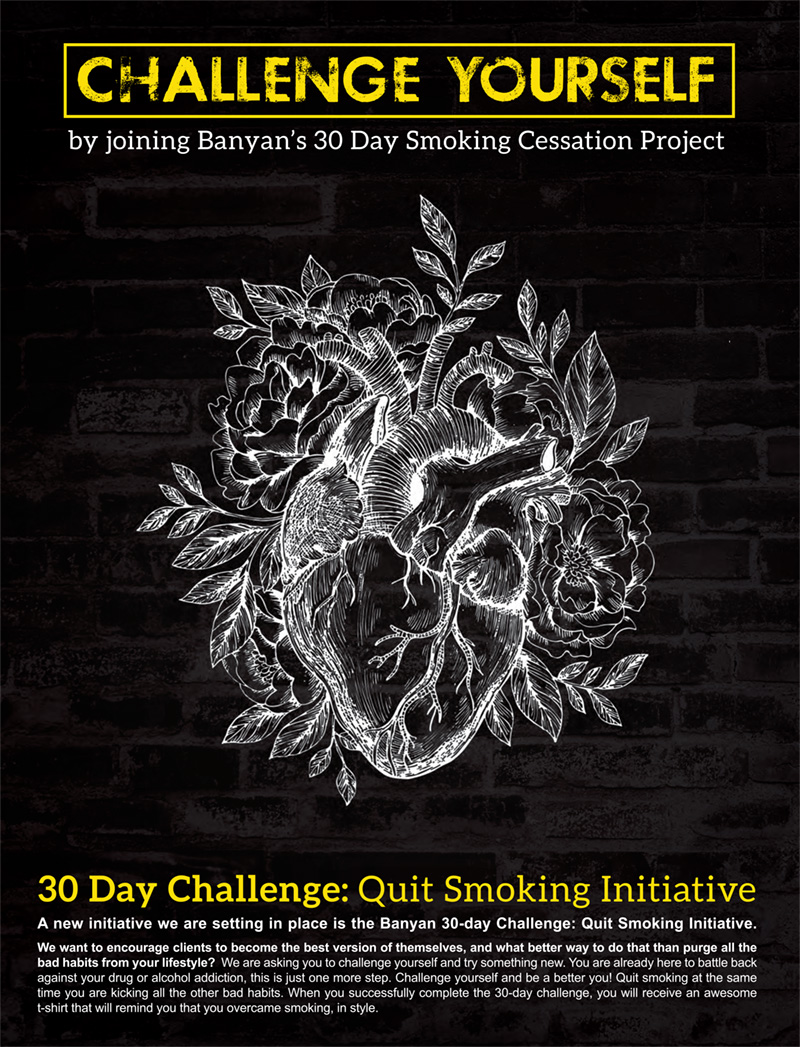 30 Day Quit Smoking Initiative