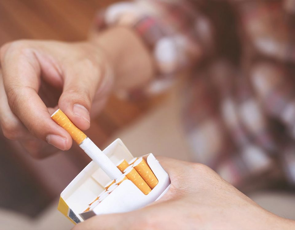 quitting smoking recovery