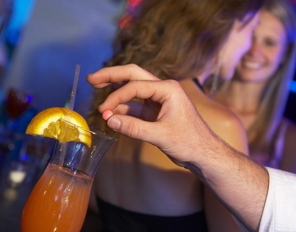 The Most Common Date Rape Drug
