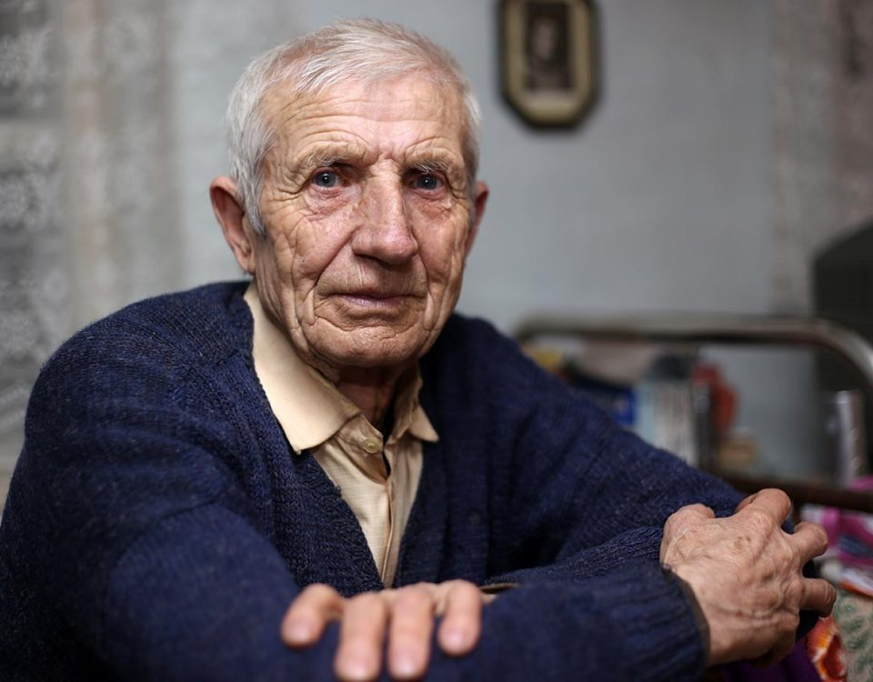The Truth Behind Elderly Alcoholics