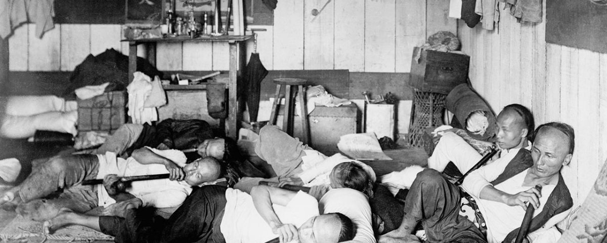 the history of drug abuse