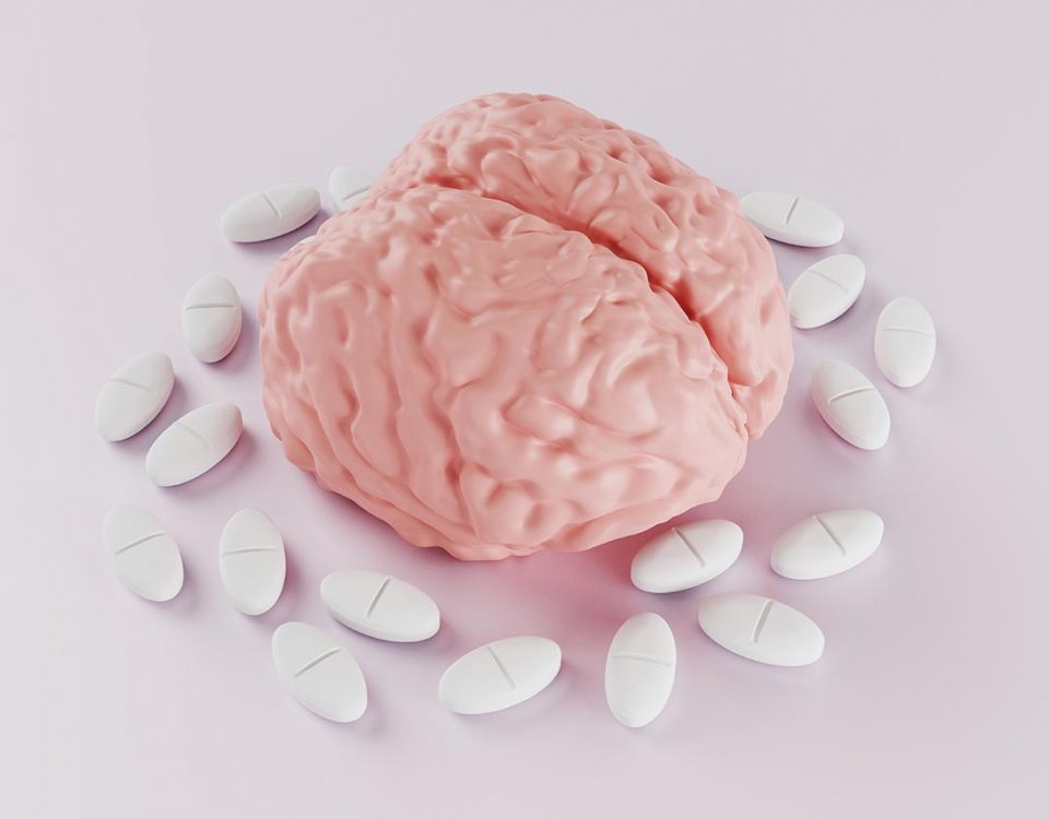 How the Pink Drug Affects the Brain