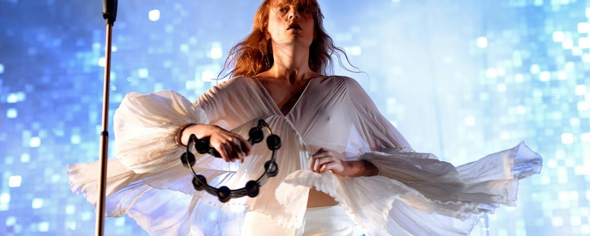 Florence Welch Celebrates 7 Years of Sobriety