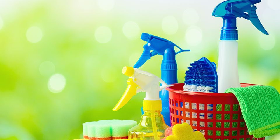 a new beginning 6 ways to spring clean