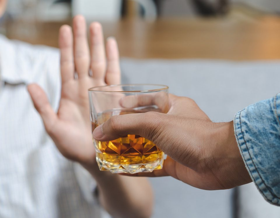 Benefits of Not Drinking Alcohol Timeline