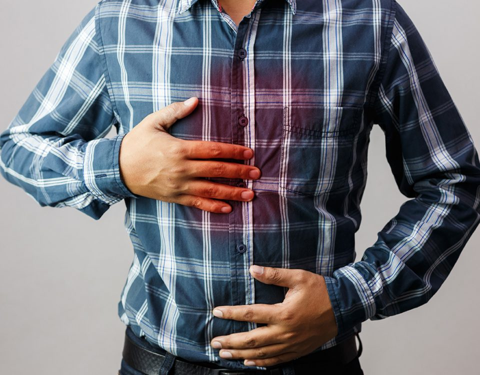 Connection Between Alcohol and Heartburn